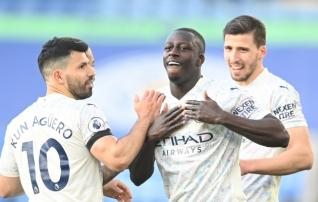Leicester ei suutnud Manchester City hoogu pidurdada, Leeds kerkis esikümnesse