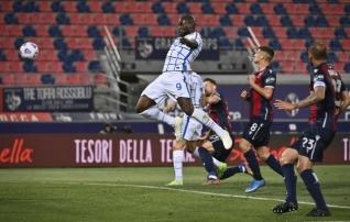 Lukaku realiseerib ja Inter liigub eksimatult meistritiitli poole