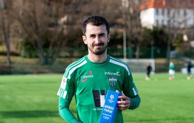 Zakaria Beglarišvili. Foto: Liisi Troska