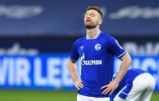 Peatreeneriga tülli läinud Mustafi mängud Schalkes on mängitud?