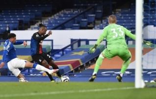 Vahetusest sekkunud Batshuayi päästis Palace'ile Evertoni vastu punkti