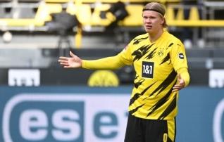 Dortmundi spordidirektor: meil on selge plaan alustada uut hooaega Haalandiga