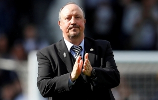 Benitez: minu prioriteet on naasta Premier League'i