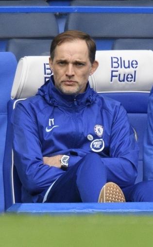 Londoni Chelsea peatreener Thomas Tuchel. Foto: Scanpix / Mark Pain / PA Images