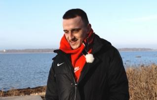 Maksim Gussev: kui tähistad oma koondiseväravat koos Klavani ja Vassiljeviga, siis selliseid emotsioone tänaval jalutades ei saa