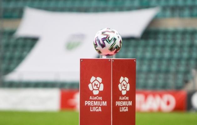 Premium liiga kalendrit esialgu ei kärbita. Foto: Jana Pipar / jalgpall.ee