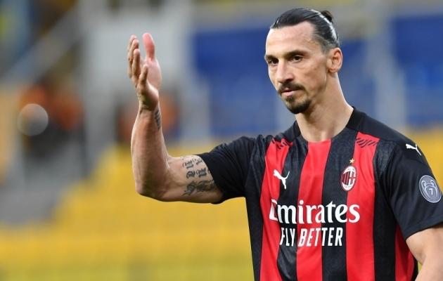 Zlatani õhtu ei läinud nii nagu Zlatan plaanis. Foto: Scanpix / Jennifer Lorenzini / Reuters