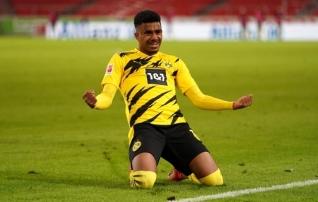 19-aastane sakslane lõi oma esimese värava ja Dortmundi võidule, aga esinelik on endiselt kaugel