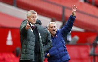 Solskjaer ja Mourinho asusid sõnasõtta: üks jätaks poja söögita, teine ei saa enam midagi aru