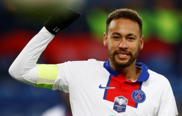 Neymar jr on Pariisis löönud 106 mänguga 83 väravat. Foto: Scanpix / Stephane Mahe / Reuters