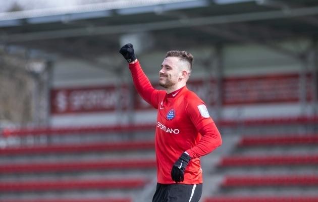 Eduard Golovljov. Foto: Jana Pipar / jalgpall.ee