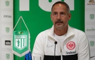 Meistrite liiga kohas kinni olev Eintracht kaotab peatreeneri liigarivaalile