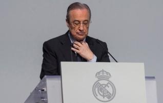 Real Madridis algas Florentino Perezi kuues ametiaeg