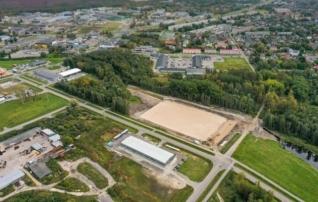 Pärnu linn sai riigilt jalgpallihalli ehitamiseks rahasüsti