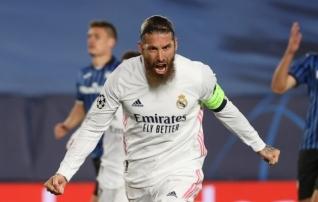 Sergio Ramos nakatus koroonaviirusesse