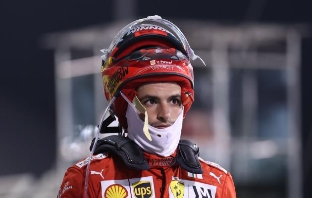 Carlos Sainz ja Sainz juunior on Meistrite liiga õhtuks valmis!