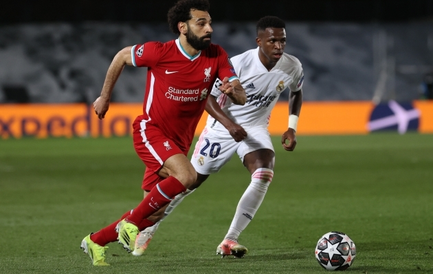 Poolfinalistid selged: Real hoidis Liverpooli kuival, City sai kiirest ehmatusest üle