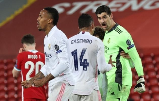 Luup peale | Real oli Liverpoolist selgelt küpsem, parem ja teravam ning võitis teenitult