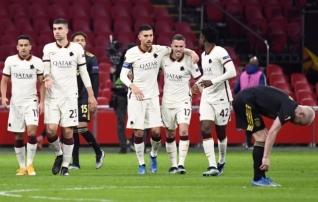 Loe järele: Ajax surus kõvasti, aga Roma hoidis halvima ära ja sammus poolfinaali  (+teised mängud)