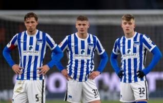 Herthas lahvatanud koroonakolle külvab kaost Bundesliga mängukalendris