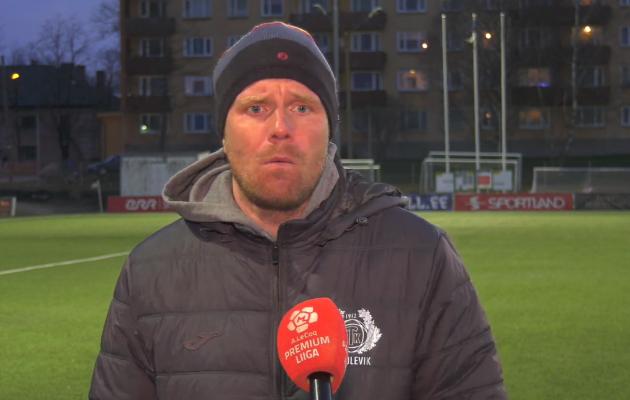 Jaanus Reitel. Foto: Soccernet.ee