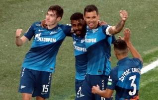 Hävitustöö Peterburis: Zenit lõi Lokomotivile kuus ja kindlustas sellega tiitli