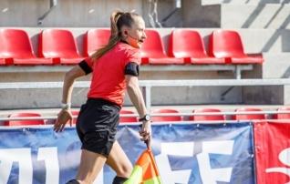 Äsja Meistrite liiga veerandfinaali teenindanud Kaivoja määrati ka poolfinaalile