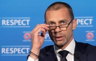 UEFA algatas Superliiga mässukolmiku suhtes ametliku uurimise