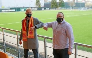 Võru jalgpallikeskusest saab Barrus Arena