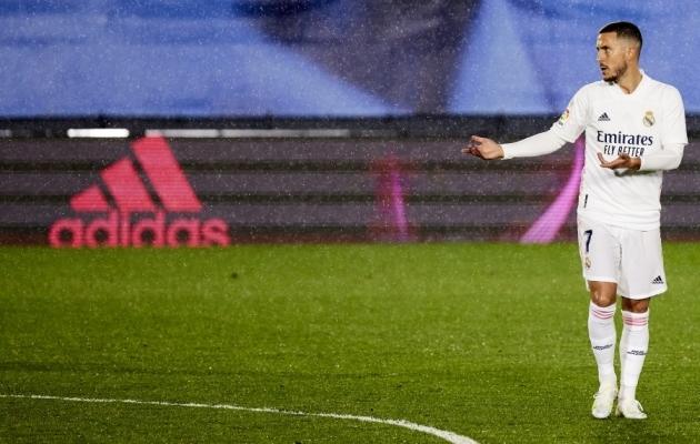 No hallo, Hazard ei ole Bale'ile lähedalgi