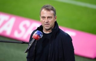 Saksamaa jalgpalliliit alustas Flickiga läbirääkimisi