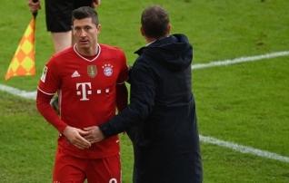 Lewandowski Flickist: oleme saavutanud ajaloolisi asju, see oli minu parim aeg Bayernis