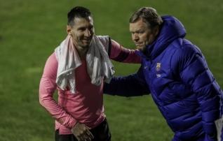 PSG tegi Messile pakkumise? Koeman: mind ei huvita see
