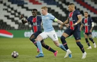 Manchester City pööras kümnekesi jäänud PSG vastu avavaatuse pea peale