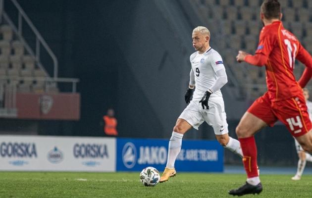 Erik Sorga. Foto: Jana Pipar / jalgpall.ee