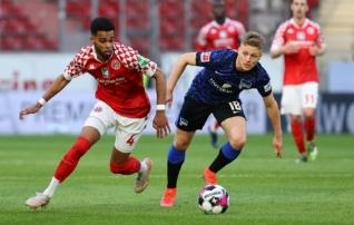 Mainz on kaotuseta juba üheksa mängu järjest, Hertha jätkab väljalangemistsoonis