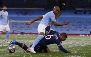 PSG teist korda nurka surunud Manchester City marssis unelmate finaali