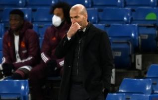 Zidane ei hakanud ilustama: parem meeskond läks edasi