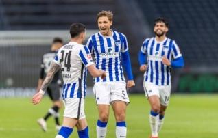 Hertha üllatas Freiburgi ja võttis ülikindla võidu