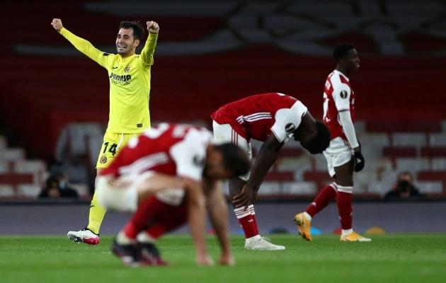 Villarreal mängib Euroopa liiga finaalis. Arsenali järgmisel hooajal eurosarjas ei näe. Foto: Scanpix / Reuters / Hannah Mckay