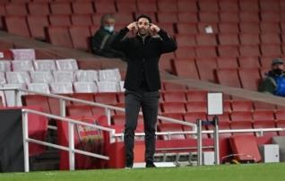 Arsenali ekstreeneri poolt välja löödud Arteta: oleme laastatud  (Torres: täna ei nuta pettumuse pisaraid)