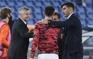 Unitedit võitnud Roma peatreener: oleme väljas nende kohutavate 45 Manchesteri minuti pärast