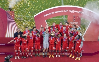 Spordi-Oscaritel tunnistati parimaks võistkonnaks Bayern