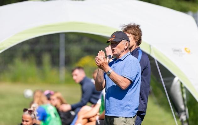 Saku abitreener Jüri Saar. Foto: Raido Kull