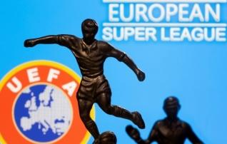 Superliigast loobunud klubid peavad UEFA-le maksma miljoneid ja jäävad osa auhinnarahadest ilma