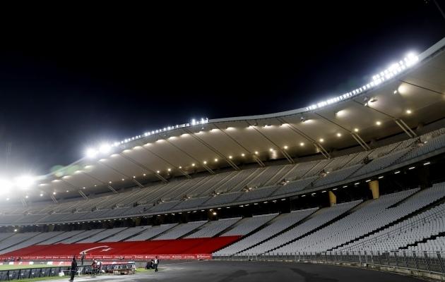 Korra on Atatürki staadion juba Meistrite liiga finaalist ilma jäänud. Kas taas? Foto: Scanpix / Reuters / Murad Sezer