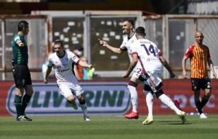 Magusad kolm punkti: Cagliari kiire avavärav, tühistatud penalti ja kaheväravaline võit lähirivaali vastu