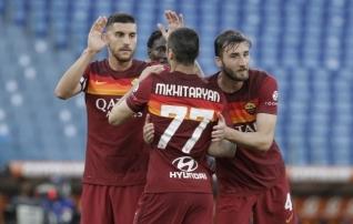 Kas Mourinho saab Romat eurosarjas juhendada?