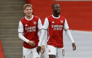 Euroopa liiga finaalist välja jäänud Arsenal saatis Allardyce'i esiliigasse