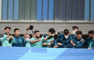 Espanyol tõusis jälle kohe kõrgliigasse tagasi